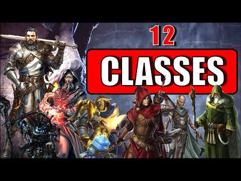All 12 Classes in Baldur's Gate 3 | Explained