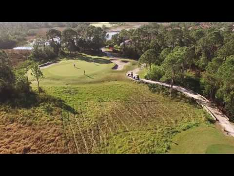 The Champions Club at Summerfield - Stuart, FL - Drone Video by L.E.T. Group