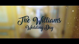 The William's Wedding Day