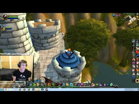 Sodapoppin calling blizzard to request title [PYAAAAH]