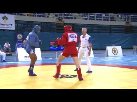 Unbeliveable Fight! Combat Sambo RUS Ws UKR. European Sambo Championships 2018 In Greece