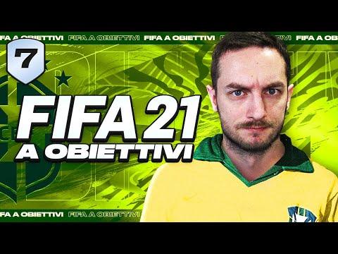 FIFA 21 A OBIETTIVI - EPISODIO 7 | PELE' PRIME MOMENTS SKILL SQUAD!