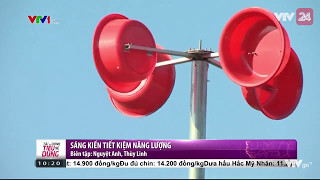 Điện Gió Hoa Đỏ - Tin Tức VTV24