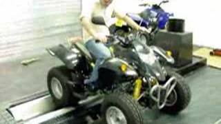 Rolling Road Tuned BHP Quad Bikes