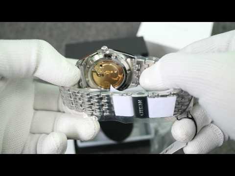 Citizen Sapphire Japan Automatic WR 50m Gents Elegant Watch NH8240-57A