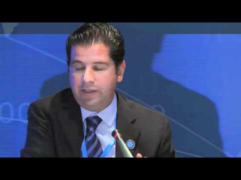 Industrial Development Report Launch in Abu Dhabi