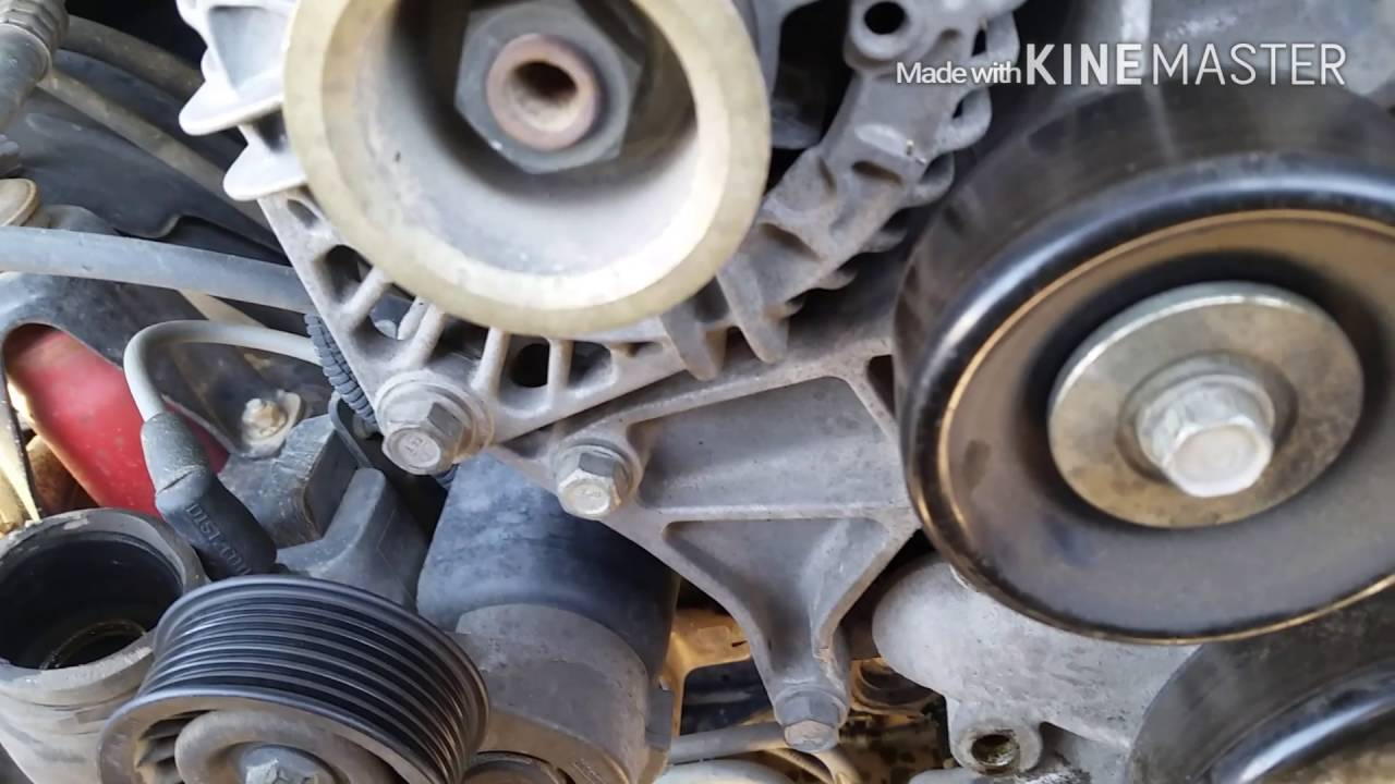 2001 Dodge Ram 1500 5 9l V8 Water Pump And Fan Clutch