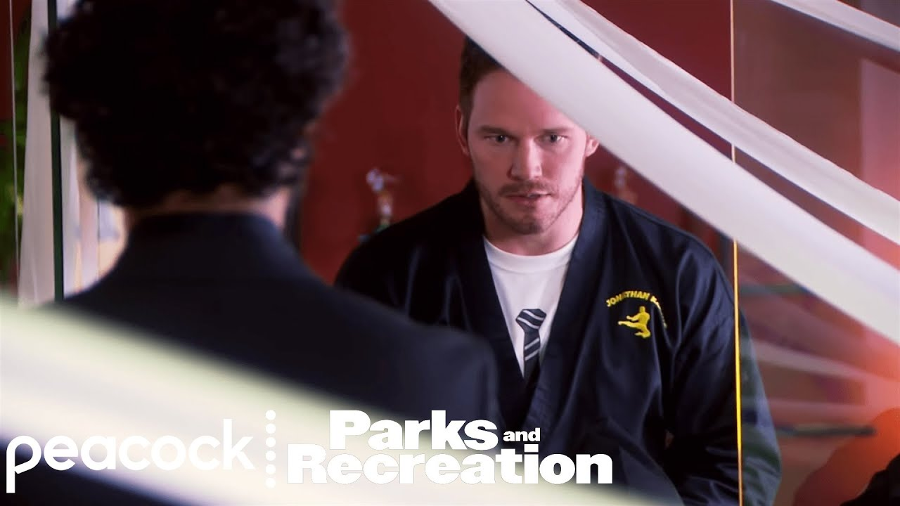 Download Jonathan Karate Vs. Dennis Feinstein - Parks and Recreation