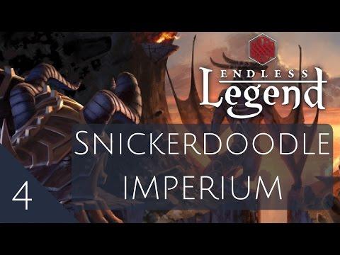 Endless Legend   Drakken   Snickerdoodle Imperium Ep. 4 - Gummidrop City