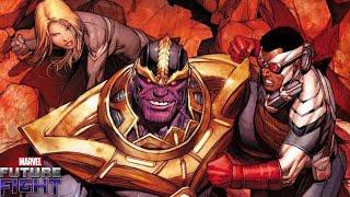 The Big Bad Titan  | Marvel Future Fight