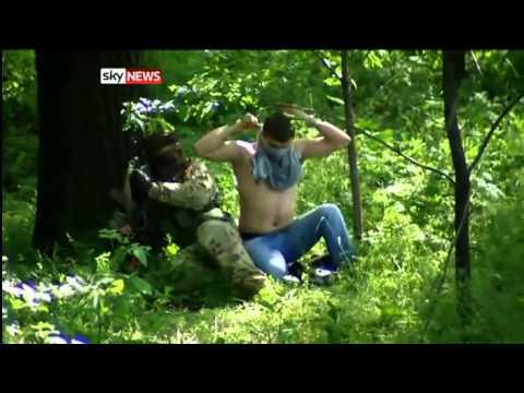 Battle for east Ukraine airport