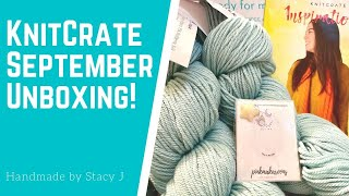 KnitCrate September 2020 Unboxing