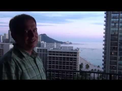 Waikiki, Honolulu View from the room