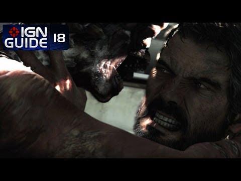 The Last Of Us Walkthrough Part 18 - Pittsburgh: Hotel Pt 2