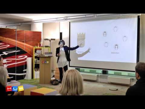 Innovation Breakfast: Blockchains, Smart Contracts & dApps mit Shermin Voshmgir