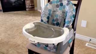 Safety 1st Recline And Grow Feeding Seat Review