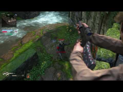 Uncharted 4: FAL at River