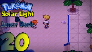 "Pokemon Solar Light And Lunar Dark Demo 4.0 Ep. 20 ""A Familiar Face"""