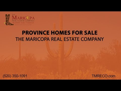 Province Homes For Sale | The Maricopa Real Estate Company