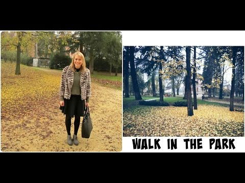 Outfit of the day: Walk in the park