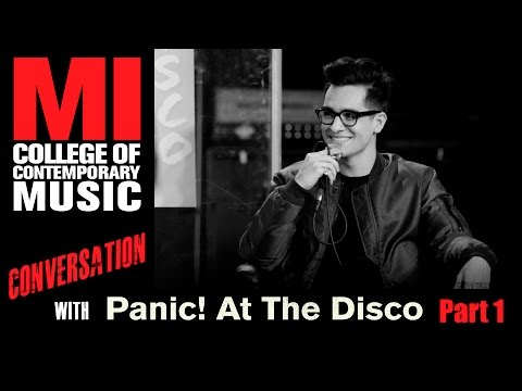 Panic! At The Disco Conversation Series Part 1