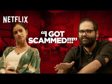 @Kunal Kamra Speaks To Victims Of Phishing Scams | Jamtara | Netflix India