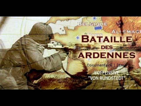 La bataille des ardennes - Documentaire 2nde guerre mondiale poster