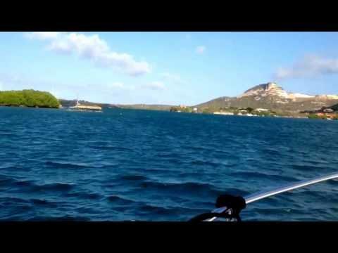 Curaçao Caracas bay