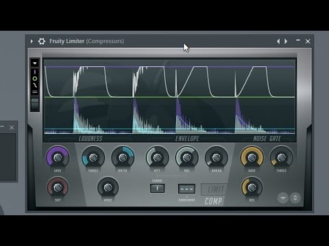 DAW Music Effects - How To Use A Compressor