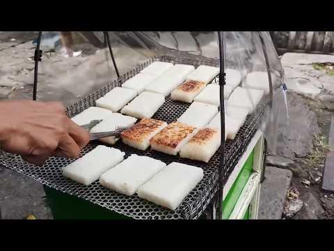 LANGKA!!! ULI BAKAR SUDAH JARANG DITEMUI!!! INDONESIAN TRADITIONAL STREET FOOD