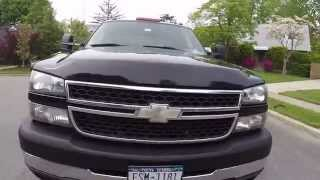 2007 Chevy Silverado 2500 Crew For Sale~Duramax Diesel~Allison Trans~Beautiful Condition