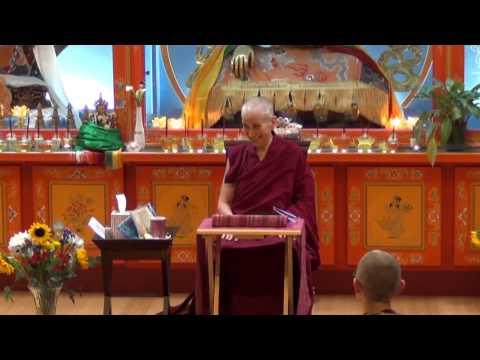 Advice for Dharma practice
