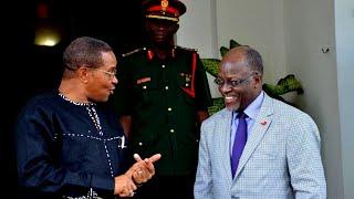 Kikwete amzungumzia Hayati Magufuli 'Ni mengi alikuwa ameyapanga lakini mwenyezi Mungu ameamua'