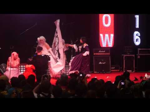 related image - Toulouse Game Show 2016 - Concours Cosplay Groupe - 09 - Pandora Hearts