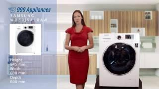 SAMSUNG WD80J5410AW Washing Machine Tumble Dryer Review