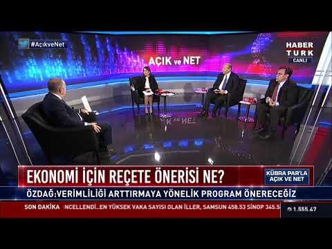 Açık ve Net'te Prof. Dr. Ümit Özdağ, gazetecilerin sorularını yanıtlıyor... #YAYINDA