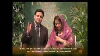 Jesus' Sacrifice for Humanity - EPISODE 107 SEASON 3 ZINDA UMEED A LIVING HOPE