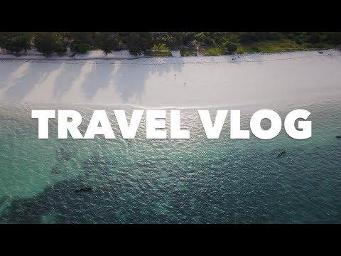 Diani Travel Vlog   DJI Mavic Pro   4K Drone Footage  