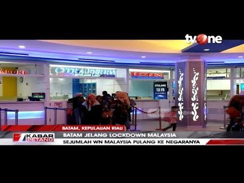 Jelang Lockdown Malaysia,