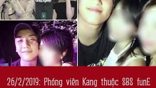 Toàn cảnh Scandal rúng động K-pop của Seungri- BigBang