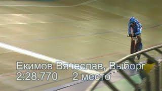 Кубок С-Пб среди ветеранов и любителей. Открытие и преследование