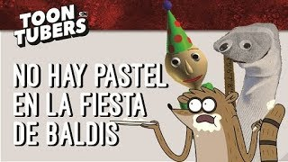 Baldi's Birtday Bash - FELICITACIONES BOCA MARCHITA| Toontubers | Cartoon Network