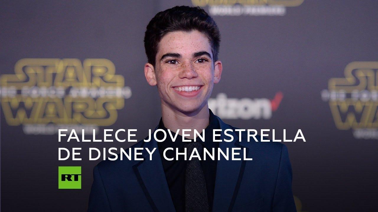 Muere Cameron Boyce, estrella de Disney Channel a los 20 aos