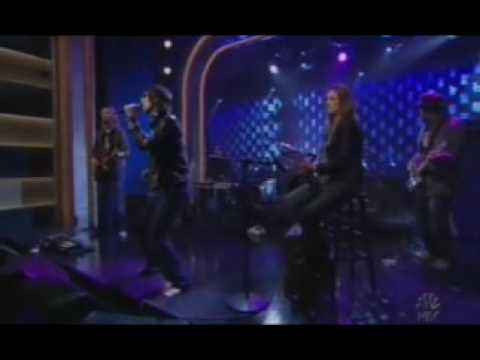 Richard Ashcroft - break the night with colour (live conan)