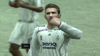 FIFA 07 / Real Madrid vs Atletico Madrid / PC Gameplay HD