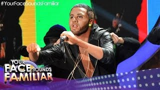 "Your Face Sounds Familiar: Sam Concepcion as Jason Derulo - ""Talk Dirty"""