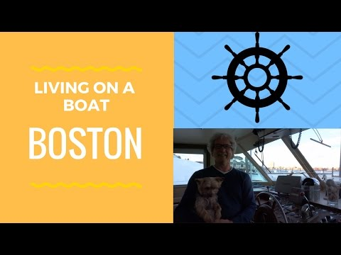 Living On A Boat In Boston