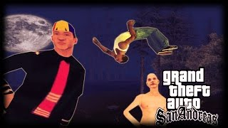 GTA - San Andreas - La Muerte Del Tio Gilipollas Parte 1 ( Loquendo )