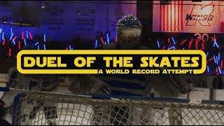 Star Wars: Duel of the Skates - A World Record Attempt