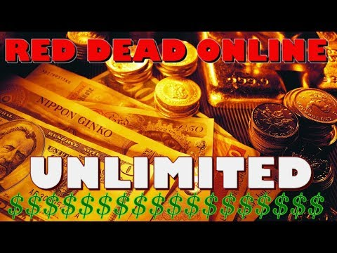 Red Dead Online *New* Unlimited Money Glitch Outside The Map Plus Go To Mexico Using This Glitch